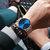 CRRJU 2161 Business Style Date Display Luxury Blue Dial Full Steel Strap Men Quartz Watch