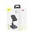 Baseus Metal 35 Degree Up Down Adjustable Cable Clip Desktop Stand Lazy Holder for Mobile Phone Tablet