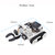 LOBOT 4 IN 1 Micro:bit Smart Programmable PC APP Control Tracking RC Robot Car