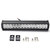 14Inch LED Work Light Bar Tri Row Flood Spot Combo Beam DC10-30V 135W for JEEP Off Road SUV