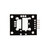 JoyStick Module Shield 2.54mm 5 pin Biaxial Buttons Rocker for PS2 Joystick Game Controller Sensor Geekcreit for Arduino - products that work with official Arduino boards