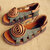 Women Plus Size Flower Decoration Hollow Out Breathable Casual Summer Flat Sandals