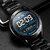 DT NO.1 DT98 Full Round HD Screen Wristband bluetooth Call ECG Heart Rate O2 Monitor Smart Watch