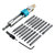 20pcs/Set Countersink Drill Bit HSS Screwdriver Tools Drill Driver Kit Flip Drive Portable LZ