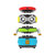 Robospace TacoBot DIY STEAM RC Robot Obstacle Avoidance Infrared Tracking Sing Dance Robot Toy