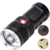 XANES P50 3X XHP50 5800LM Type-C Rechargeable LED Flashlight-Waterproof LED Torch