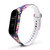 Colorful Pattern Watch Band Watch Strap Replacement for Xiaomi Miband 4 Miband 3