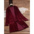 Pure Color Turn-down Collar Long Sleeve Velvet Trench Coats