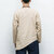 Vintage Mens Cotton Baggy Causal T Shirt Long Sleeve Chinese Kung Fu Tops Tee US