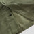 Mens Vintage Corduroy Double Big Pockets Long Sleeve Casual Shirts