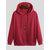 Men 100% Cotton Moon Print kangaroo Pocket Drawstring Hooded Sweatshirt