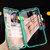 Bakeey 360º Curved Screen Front+Back Double-sided Full Body 9H Tempered Glass Metal Magnetic Adsorption Flip Protective Case For Xiaomi Redmi Note 8 PRO