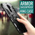 Bakeey Armor Magnetic Card Holder Shockproof Protective Case For Xiaomi Redmi Note 8 PRO