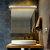 Espejo LED Frente Faros Inodoro Pared Lámpara Hotel Cuarto de baño Gabinete Maquillaje Luz