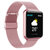 Bakeey A10 1.3' Full Touch Screen IP68 Waterproof Wristband Dynamic UI Heart Rate Blood Oxygen Monitor Smart Watch