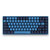 AKKO 3084 SP Ocean Star 84 Keys PBT Keycap Cherry Switch USB 2.0 Type-C Wired Side Letter Caverd Design Mechanical Gaming Keyboard