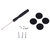 Screwdriver For Laptop Macbook Pro A1278 A1286 A1297 Rubber Feet Bottom With Screws