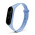 Pure Color Watch Band Watch Strap Replacement for Xiaomi Miband 4 Miband 3