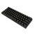 Royal Kludge RK61 bluetooth Wired Mode Ganda 60% Emas / Es Biru Backlit Keyboard Gaming Mekanis
