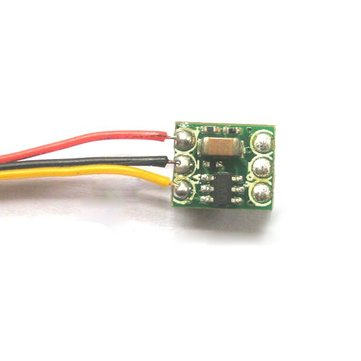 DC-DC Step Down Module 12V to 3.3V Voltage Regulator MP2259 Board for RC Drone FPV Racing