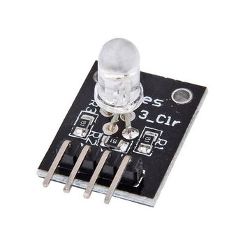 10Pcs KY-016 RGB 3 Color LED Module For Arduino Red Green Blue