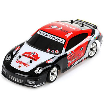 $47.99 for Wltoys K969 1/28 2.4G 4WD Brushed RC Car Drift Car