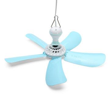 220V 7W Energy-saving Electric Anti-mosquito Mini Ceiling Cool Fan