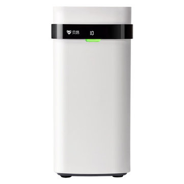 Beiang LED Display No-consumer Smoke Dust Peculiar Smell Cleaner Air Purifier For Home Kitchen from XIAOMI Youpin