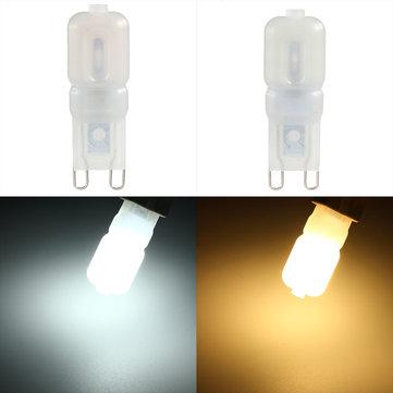 G9 3W 14 SMD 2835 LED Warm White White Light Lamp Bulb AC110V/220V