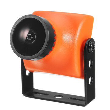 Orange 1200TVL CMOS 2.5mm/2.8mm 130/120 Degree 16:9 Mini FPV Camera--pal/NTSC 5V-12V For RC Drone