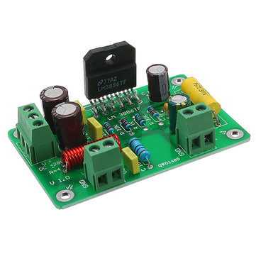 HiFi LM3886 TF Mono 68W 4Ω Audio Power Amplifier Board AMP 50W/38W 8Ω