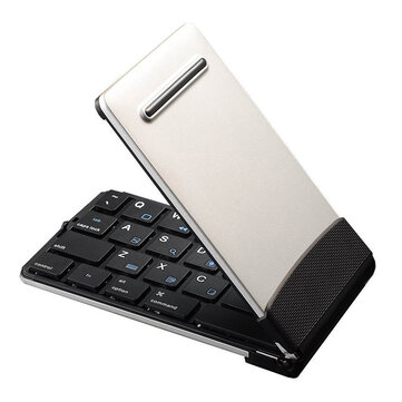 How can I buy SAWAKE Folding BT3 0 USB Rechargeable bluetooth Wireless Keyboard for iPad/ Mobile Phone/ Tablet PC iOS Android Windows System with Bitcoin
