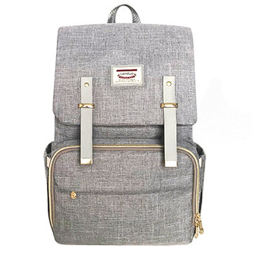 19L Mummy Backpack Baby Diaper Nappy Bag Large Capacity Women Storage Pouch Outdoor Travel
