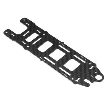 Eachine Wizard X220S FPV Racer RC Drone Spare Part Upper Plate Top Plate 1.5mm Carbon Fiber