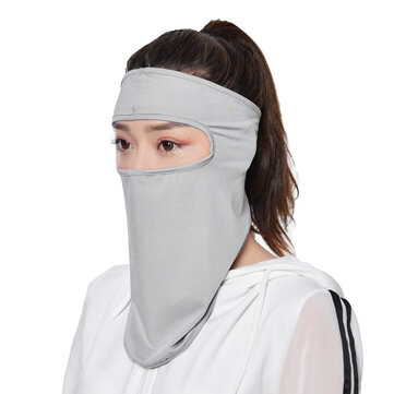 Buy Lycra Soft Face Mask Dustproof Outdoor Cycling Motorcycle Windproof Sunproof CS Scarf with Litecoins with Free Shipping on Gipsybee.com
