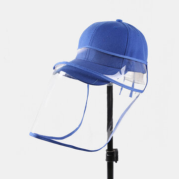 How can I buy Unisex Dustproof Baseball Cap Removable Face Screen with Bitcoin