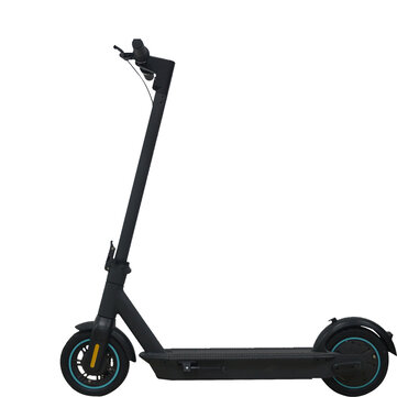 [EU Direct] Hopthink HT_T4 MAX 350W 36V 15Ah 10in Folding Electric Scooter 25km_h Top Speed 55KM Mileage E Scooter