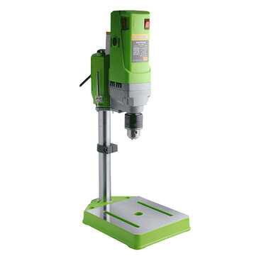 10% off only for 110V MINIQ BG_5156E Bench Drill Stand 710W Mini Electric Bench Drilling Machine Drill Chuck 1_13mm.