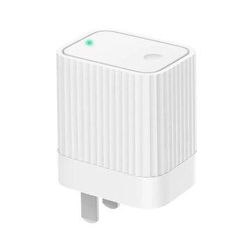 Προσφορά / Κουπόνι για το προϊόν: XIAOMI ClearGrass Qingping blueooth WIFI Gateway Smart Home Wireless Switch Door Window Sensor Relay Module Gateway με τιμή 13.53€
