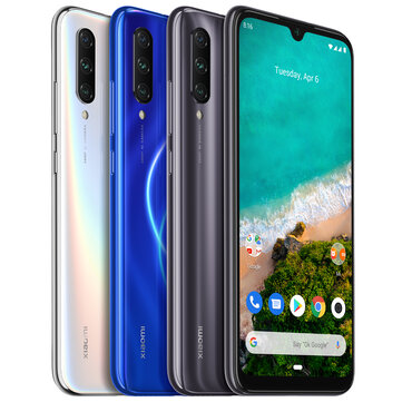 Xiaomi Mi A3 Global Version 6.088 inch AMOLED 48MP Triple Rear Camera 4GB 64GB Snapdragon 665 Octa core 4G Smartphone