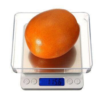 DANIU 3000g 0.1g Digital Pocket Scale Electronic Scale Weight Scale Balance
