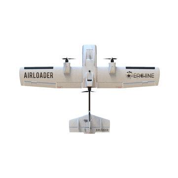 Eachine Airloader 1280mm Wingspan Twin Motor Three Motor EPP RC Airplane KIT/PNP