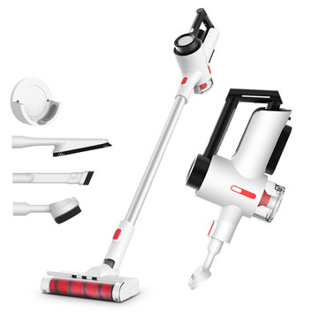 Deerma VC40 Household Cordless Vacuum Cleaner 15000Pa Powerful Suction