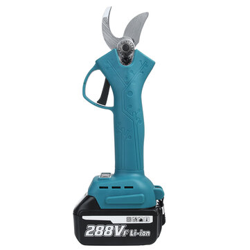 21V Cordless Electric Pruning Shears Secateurs Branch Cutter Scissor 1 or 2 Battery Suitable For Makita Battery