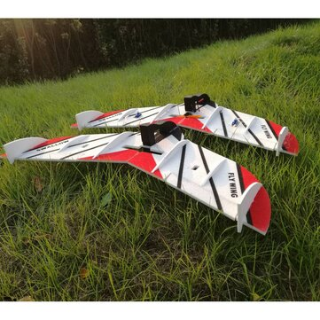 Swallow EPP 800mm Wingspan Fixed Wing FPV RC Airplane Kit for Trainer Beginner