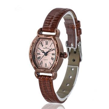 Deffrun Rectangle Dial Women Wrist Watch Fashion Casual Ladies Quartz Watch