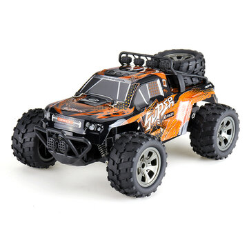 MGRC 1/18 2.4G 4CH 2WD Rastreador RC Coche