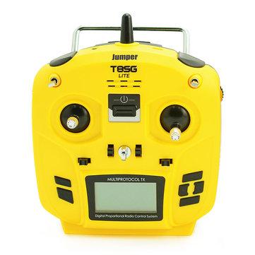 Jumper T8SG Lite Multi-Protocol 12CH S-FHSS DeviationTX Compact Full Range Radio Transmitter