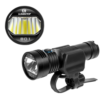 $30.99 for Lumintop B01 850lm 210m Motorcycle Light Design Rechargeable Flashlight