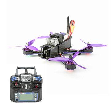 Eachine Wizard X220 FPV रेसिंग RC ड्रोन ब्लाहली_S F3 5.8G 40CH 200MW 700TVL कैमरा w / FlySky I6 RTF